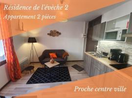 Residence de l évèché, appartement à Limoges
