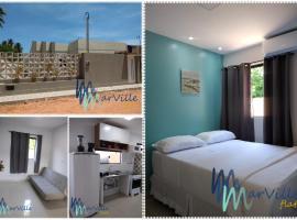 Marville Flats, budget hotel in Maragogi