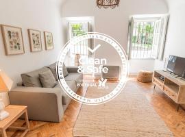 Casa de Baixo, apartment in Évora