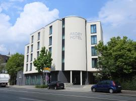 Ardey Hotel, hotel near shoping and pedestrian area, Witten