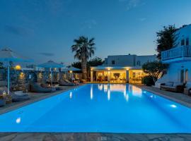 Dionysos Luxury Hotel Mykonos, hotel in Ornos