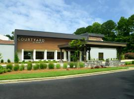 Courtyard by Marriott Raleigh Cary, hotel in Cary