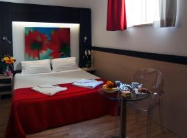 Hotel Louisiana, hotel in Via Veneto, Rome