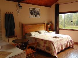 Pousada Leal Chalé, hotel near Pedra Selada Mountain, Visconde De Maua