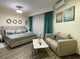 Hotel Monarca, hotel with parking in Higuey