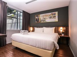 Days Hotel & Suites by Wyndham Fraser Business Park KL, budget hotel in Kuala Lumpur