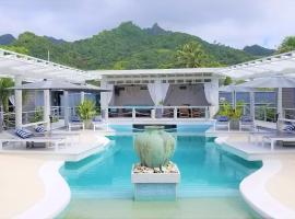 Ocean Escape Resort & Spa, hotel in Rarotonga