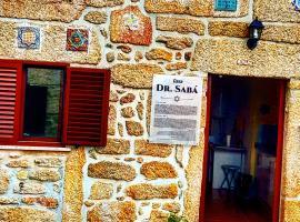 Casa Dr. Saba, hotel en Belmonte