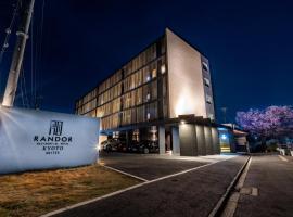 Randor Residential Hotel Kyoto Suites, hotel in Kyoto