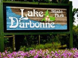 Tentrr State Park Site - Lake D'Arbonne State Park Site C, luxury tent in Farmerville