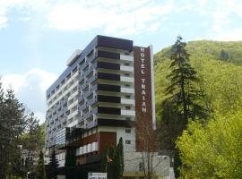 Hotel Traian Caciulata, hotel in Călimăneşti