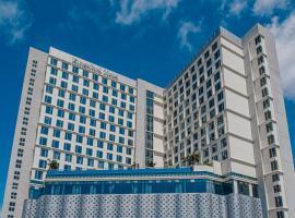 Kingsford Hotel Manila, hotel near Ninoy Aquino International Airport - MNL, Manila