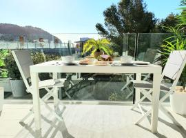 Brand New CalaDoy at 150 meters from Canyamel Beach, Pool & Garden, Solarium, apartment in Canyamel
