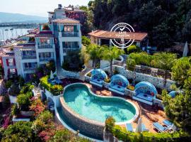 Hotel Unique-Boutique Class - Adults Only, hotel in Fethiye