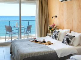 Sun Hotel By En Vie Beach, отель в городе Аланья