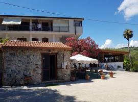 Il Moro della Molpa, villa in Palinuro