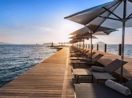 Swissôtel Resort Bodrum Beach, hotel in Turgutreis