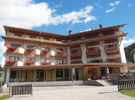 Sporthotel Rasen, hotel Rasùn di Sottóban