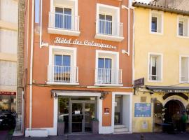 HOTEL DES CALANQUES, hotel in Cassis