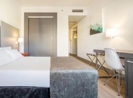 Ilunion Romareda, hotel en Zaragoza