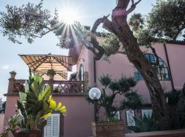 Hotel Villino Gallodoro, hotell i Taormina