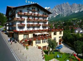 Hotel Corona, hotel in Cortina d'Ampezzo