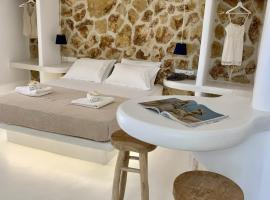 Krina Mare Suites, ξενοδοχείο στη Νάξο Χώρα