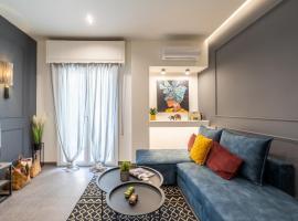 Ports Crossroad E, apartment in Piraeus