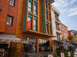 Henna Hotel Istanbul, hotel near Topkapi Palace, Istanbul