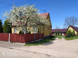 Dolistówka, homestay in Goniadz