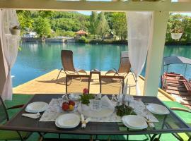 Una Luxury Home, holiday home in Bihać