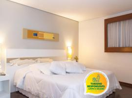 Bristol Brasil 500 Hotel, hotel with pools in Curitiba