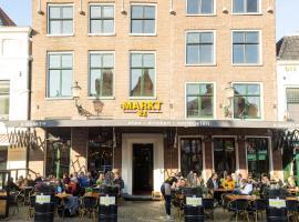 Hotel Markt23, hotel in Sneek