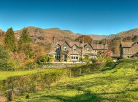 Crow How Country Guest House, luxury hotel in Ambleside