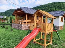 Wooden House Ripac, holiday home in Bihać