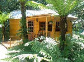 Bangalô do Xaxim, villa em Gramado