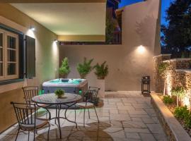 TEONA Luxury Studio Apartment with jacuzzi, apartment in Sali