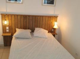 T3 VUE ETANG, apartment in Balaruc-les-Bains
