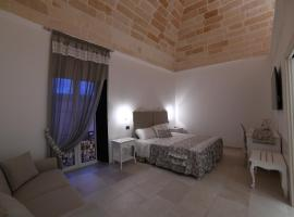 PLAZACARRISI HOTEL & SPA, hotel a Cellino San Marco