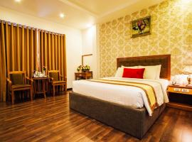 New Space Hotel, hotel in Tan Binh, Ho Chi Minh City