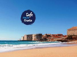 The Beachfront Dubrovnik Old Town, hotel in Dubrovnik