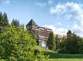 Badrutt's Palace Hotel St Moritz, hotel in St. Moritz