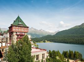 Badrutt's Palace Hotel, hotel in zona St. Moritz - Corviglia, Sankt Moritz