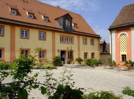 Gasthof Gentner, hotel near Stadthalle, Gnotzheim