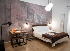 Ai Tre Mercati, bed and breakfast a Palerm