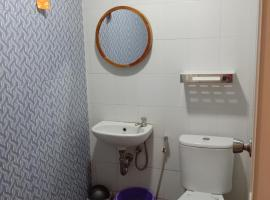 FF ROOM, apartment in Yogyakarta