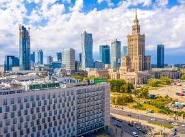 Hotel Metropol, hotell i Warszawa