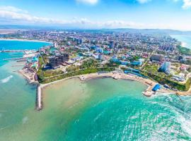 Golden coast building 1, guest house in Anapa