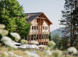 Hotel Gasthaus Hergiswald, отель в городе Eigenthal, рядом находится Гора Пилатус