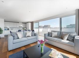 Camden Lock by CAPITAL, serviced apartment in London